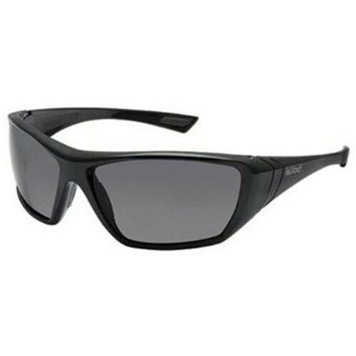BOLLE SAFETY 40149 Safety Glasses, Smoke, Antfg, Scrtch-Rsst