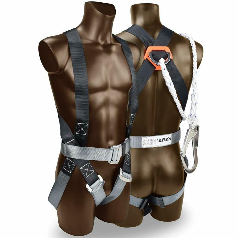 KSEIBI 421020 Safety Harness Fall Protection Kit, Constructi