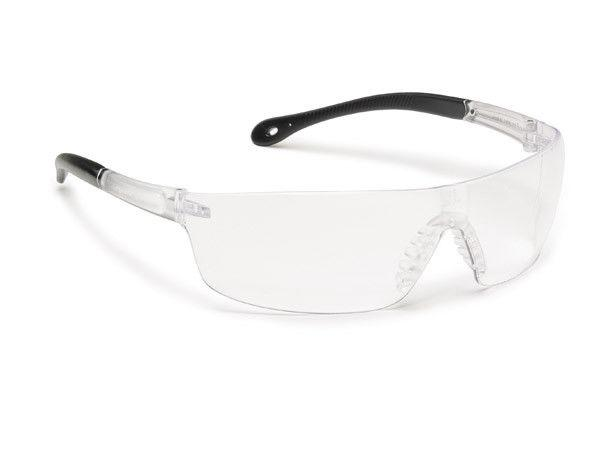 Gateway Safety 4480 Safety Glasses, Starlite Squared, Wrapar