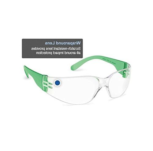 Gateway Safety 4699 Gumballs Glasses, Lens, All