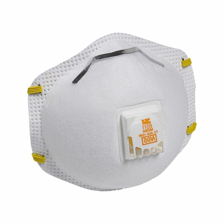 3M Respirator 10-Pack
