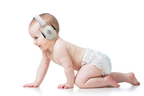 BEBE Muff Hearing Protection - BEST USA Certified Noise Redu