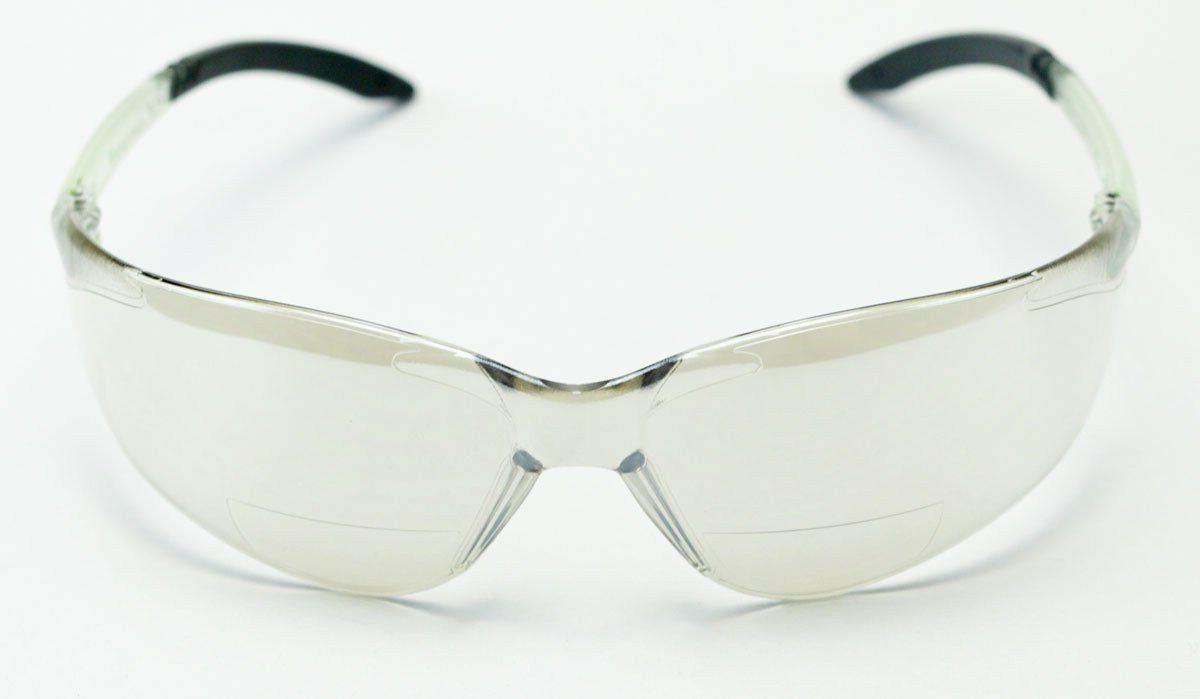 Encon GT Bifocal Safety Glasses, 1.5 Magnification