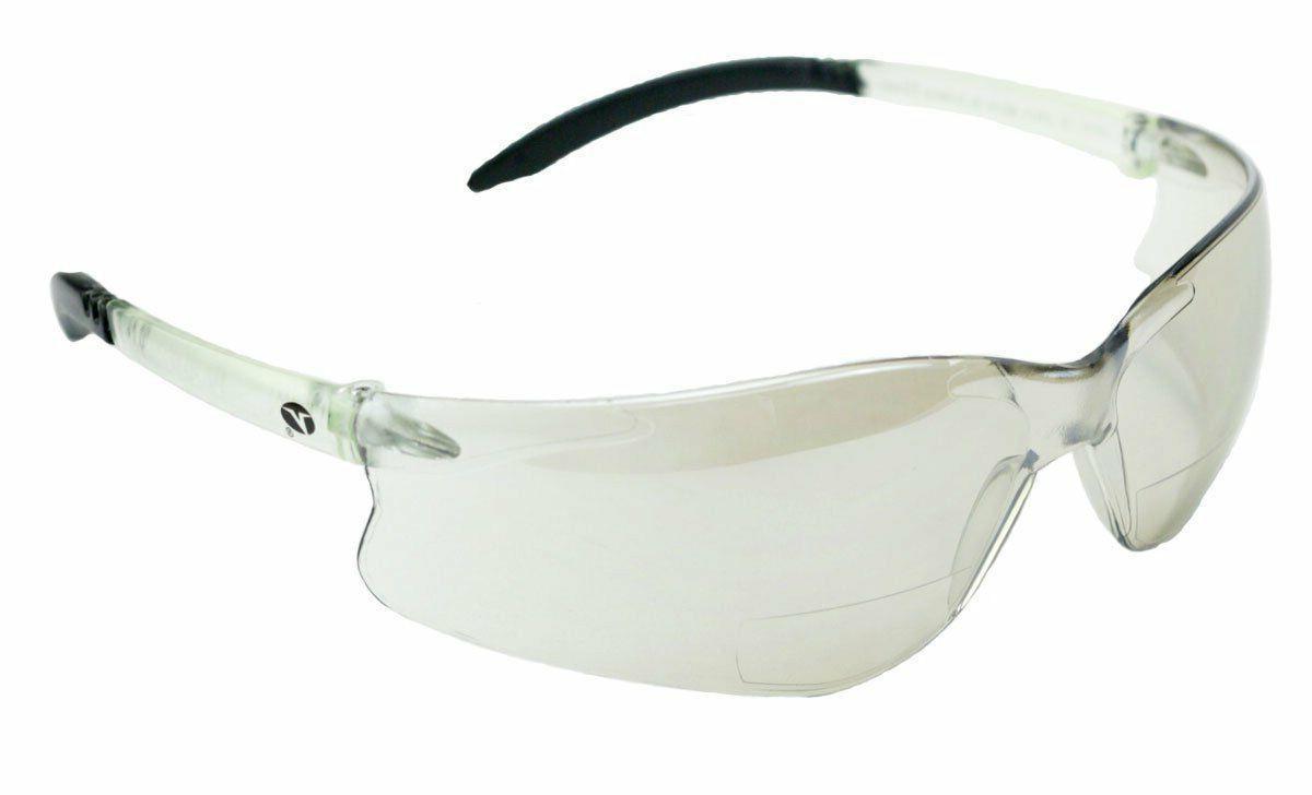 Encon Veratti GT Bifocal Safety Glasses, Indoor/Outdoor Lens
