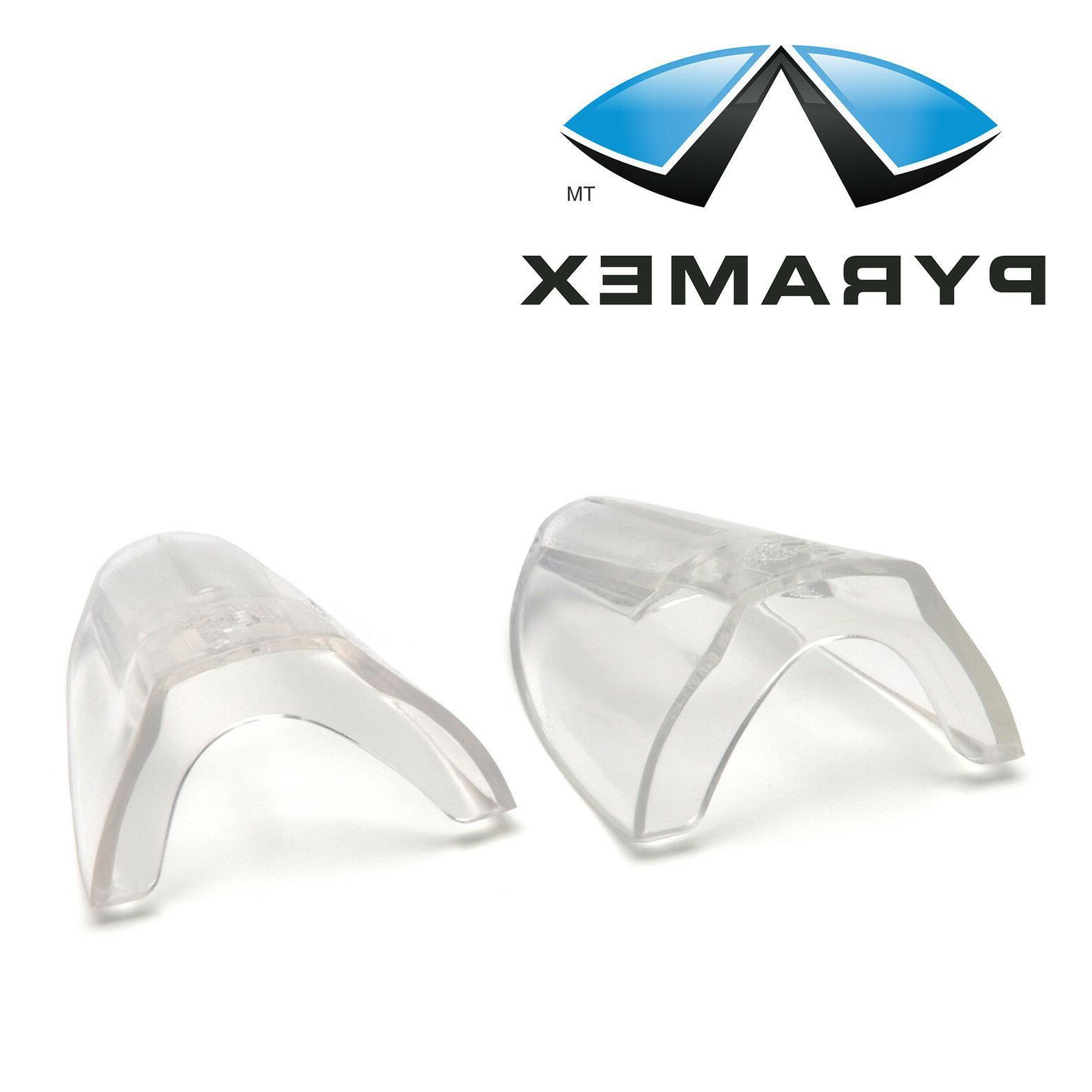Pyramex Clear Side Shields Universal Fit Flexible For Eye Gl