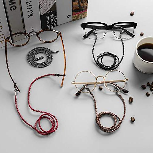 Adjustable in Retainer, Sunglasses String Holder Universal Cord 4