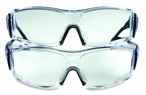 Ambient OTG Large Blue Frame, Clear UV Extreme Anti-Fog -