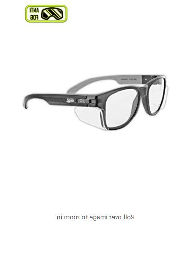 Anti Fog Safety Glasses Permanent Side Scratch