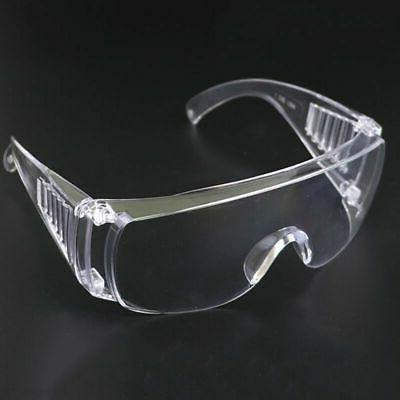 Anti Virus Goggles Glasses Eye Protection Lab Anti Clear Lens