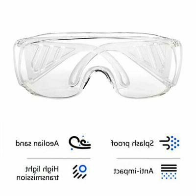 anti virus safety goggles glasses eye protection