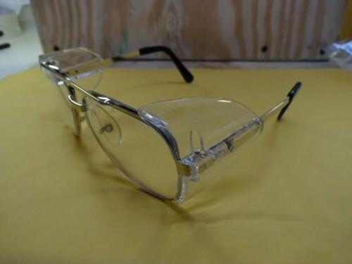 Bouton Glasses Gold Tint With Z87.1