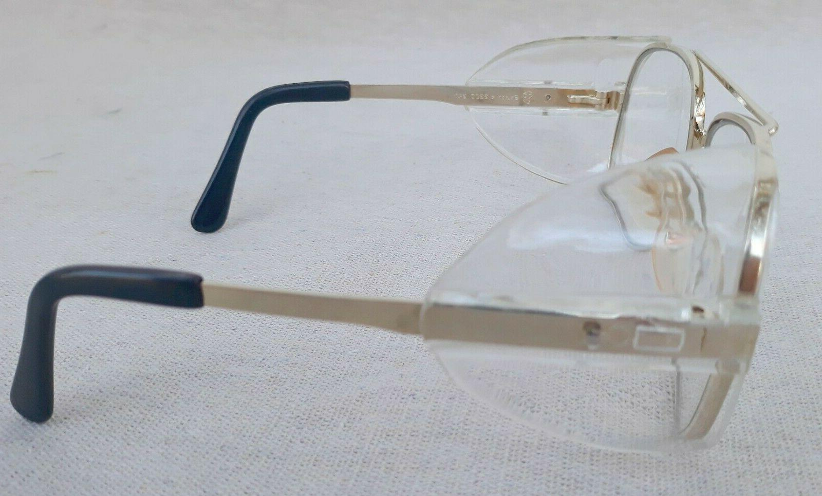 Bouton Aviator Safety Glasses With