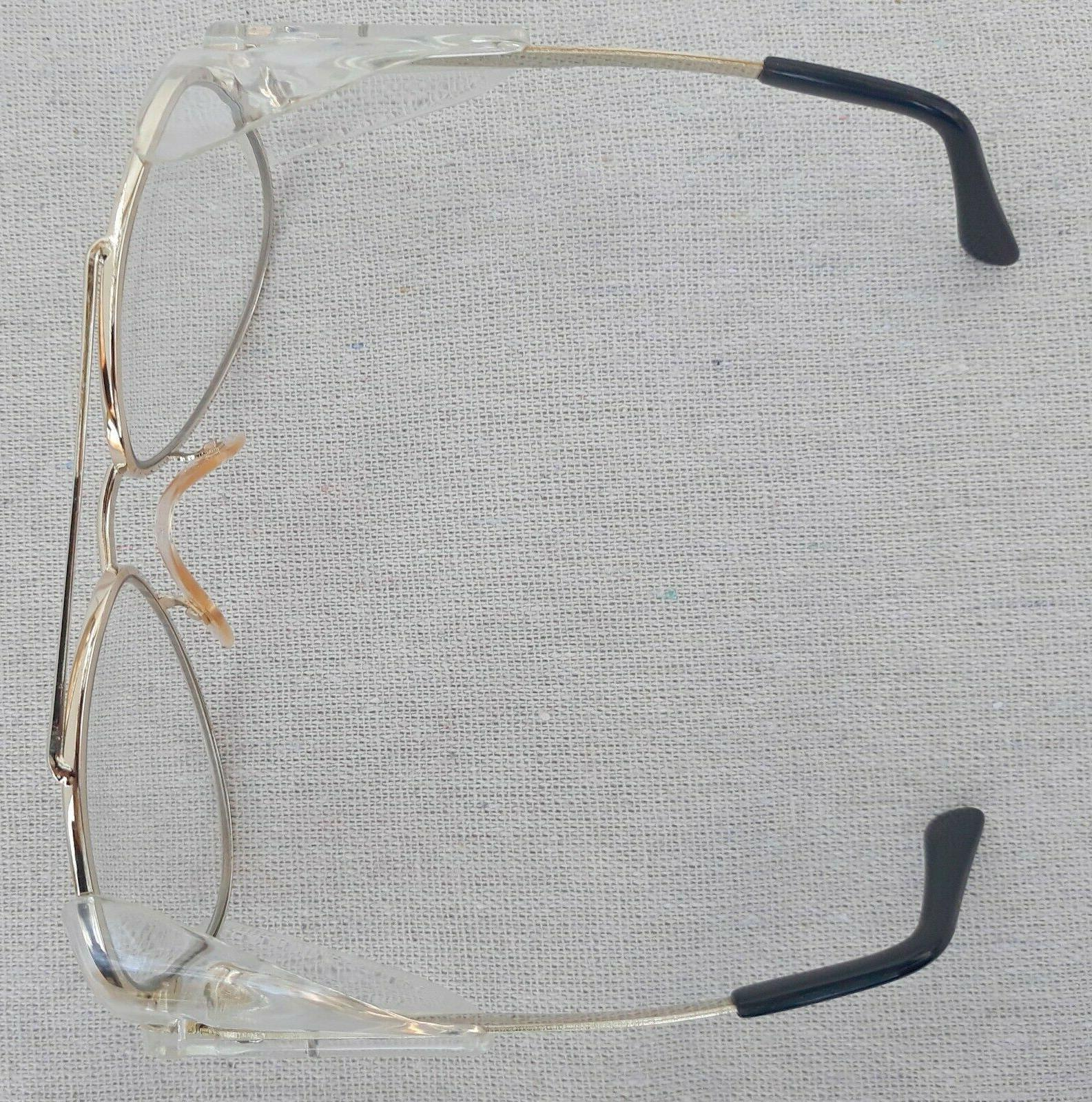 Bouton Aviator Glasses With Side Shields Z87.1
