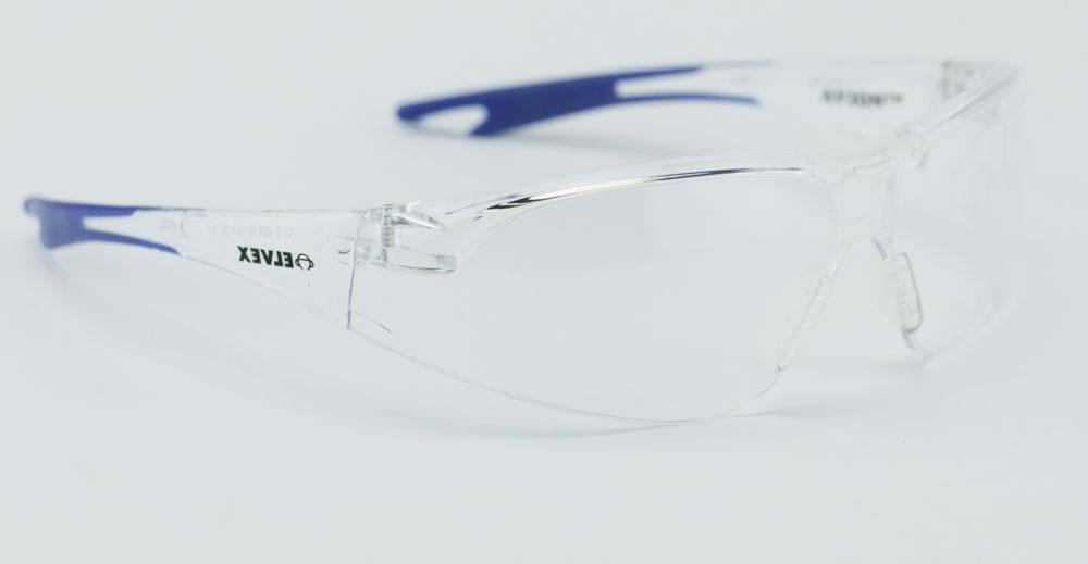 Elvex Avion Safety/Shooting/Glasses Anti-Fog Temples, Ballistic
