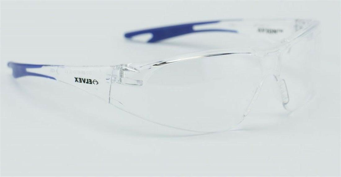 avion safety shooting glasses clear anti fog