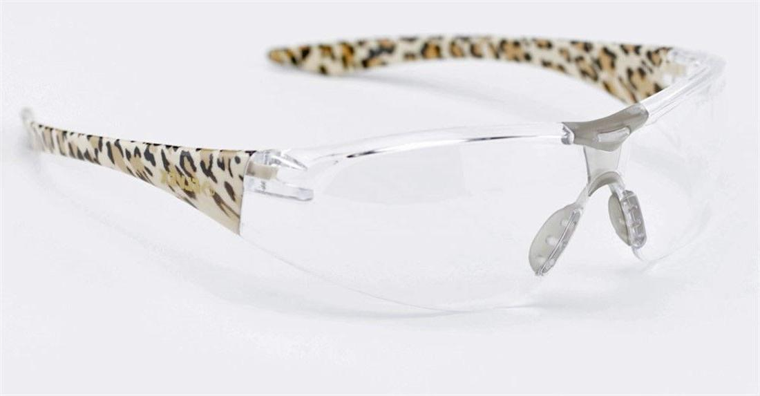 avion safety tactical shooting glasses leopard style