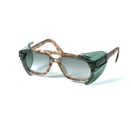 b52 clear safety glasses side shields