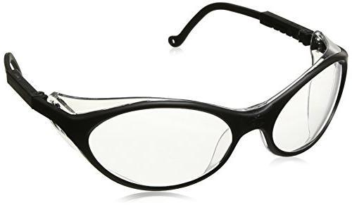 Bandit Eyewear - uvex bandit w/duoflex black frame w/clear x