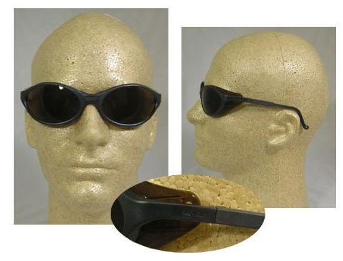 Bandit Eyewear - uvex bandit safety spectacle slate blue
