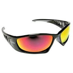 Edge Baretti Safety Glasses, Black Frame - Aqua Precision Re