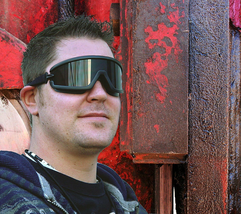 Fog Safety Goggles Glasses Lightweight Z87+