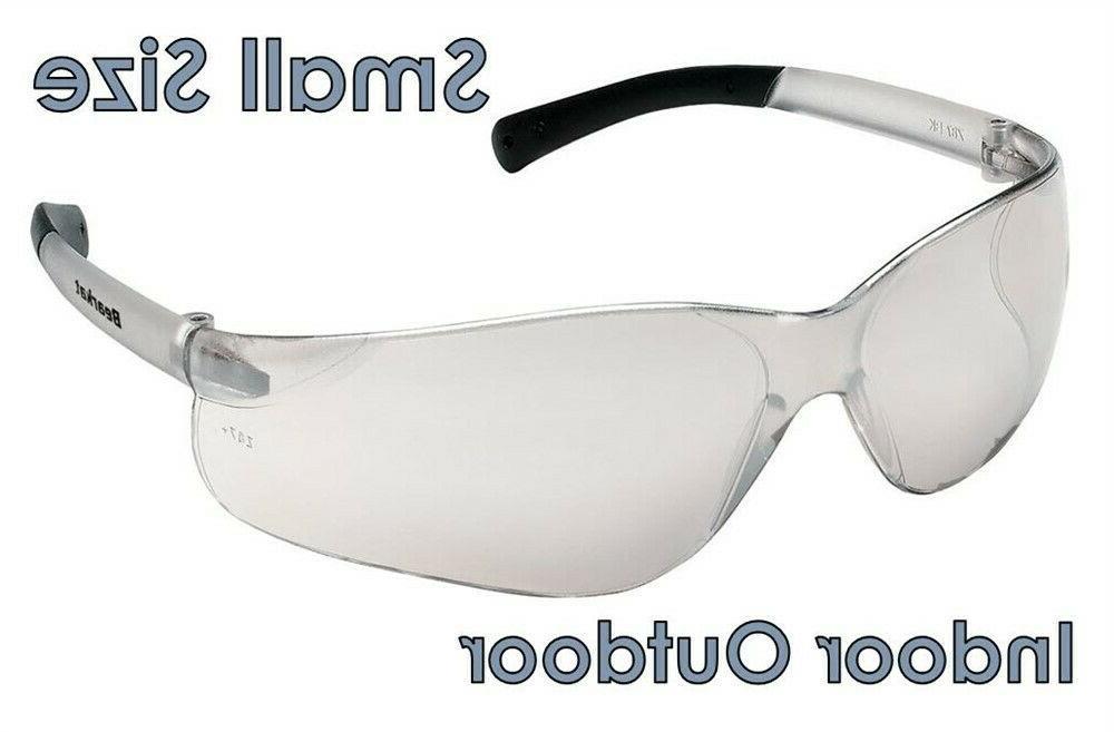 bearkat mini safety glasses indoor outdoor lens
