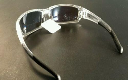 Bullhead Glasses Blue Mirror