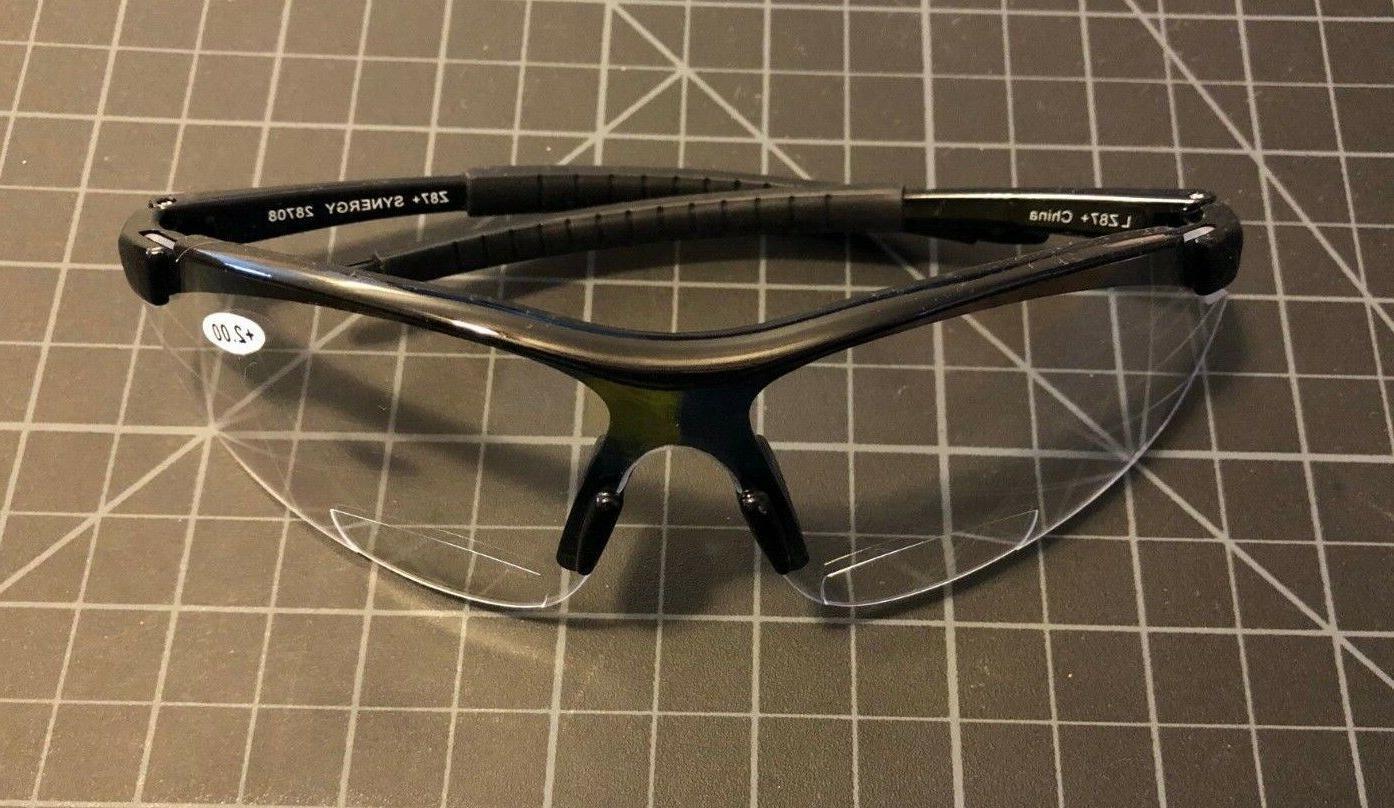 bifocal safety glasses 2 0