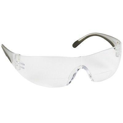 Bouton Bifocal Safety Glasses 3.0 Clear Lens