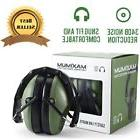 Blocking Noise Maximum Protection Ear Muff Shooting Hunting