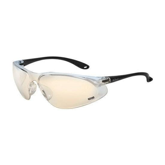bolle safety 40078 spirit polycarbonate clear safety