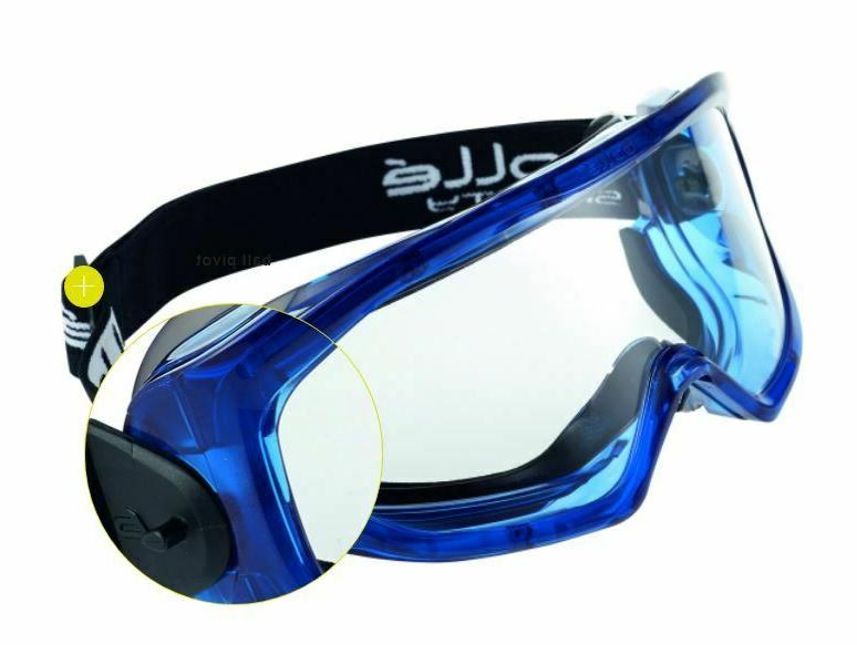 Bolle SUPERBLAST CLEAR Glasses by