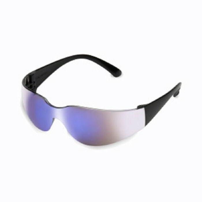 bulldog scratch resistant safety glasses pick lens
