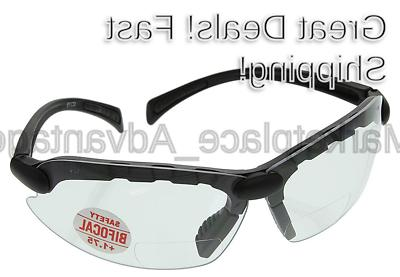 c 2000 bifocal safety glasses