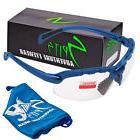 Spits C2 Blue  Bifocal Safety Glasses - Clear 1.25 - ANSI Z8