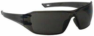 Bouton Captain Safety Glasses with Gray Temple and Gray Anti