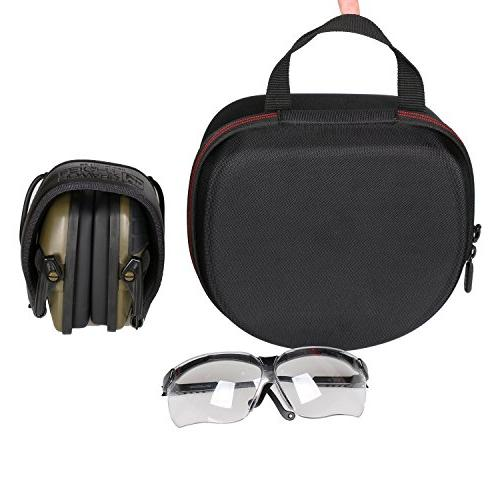 LTGEM Howard Leight by Impact Sport Genesis Sharp-Shooter Glasses Black