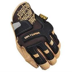 MECHANIX WEAR CG30-75-010 Impact Gloves, L, Black/Brown, PR