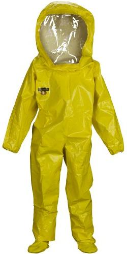 Lakeland ChemMax 4 TES Level B Taped Seam Encapsulated Suit