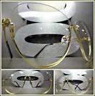 New CLASSIC VINTAGE RETRO Style Clear Lens EYE GLASSES Uniqu