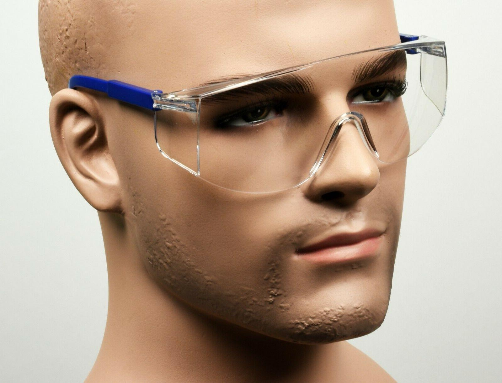 Clear Most Lab Extendable Temples Multiple
