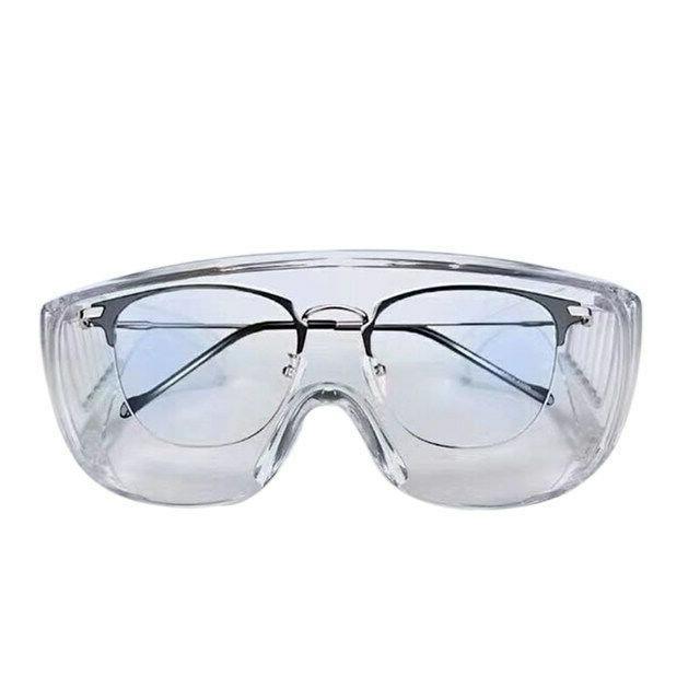 Clear Anti Fog Goggles Glasses Work Lab US