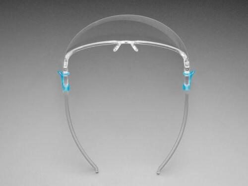 Face Protection With Glasses Anti USA