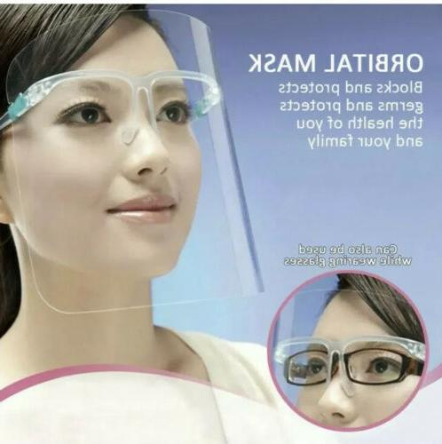 Face Shield Protection Anti Fog, SELLER