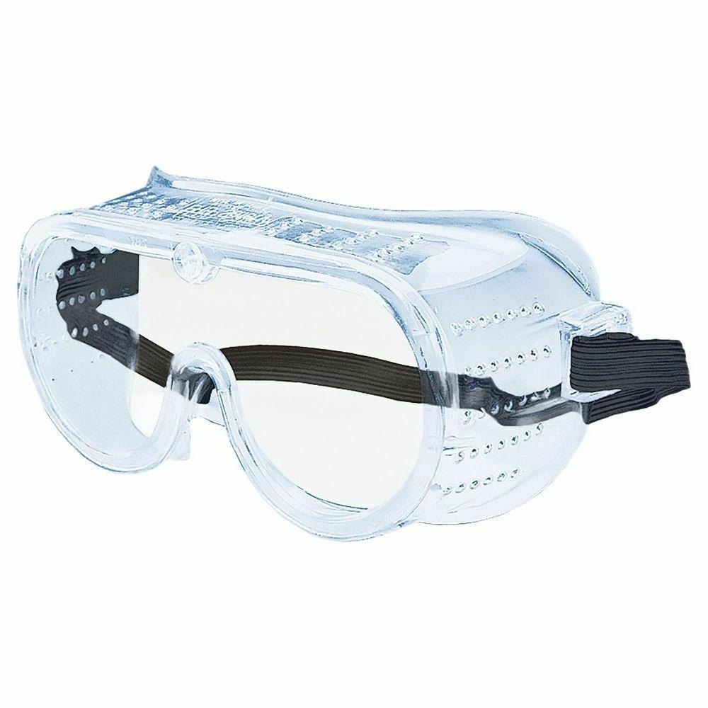 Safety Goggles Eye Face Protection Perforated Anti-fog Fit-o
