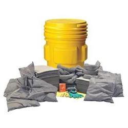 CONDOR CNDR-SKALL-65 Spill Kit, Drum, 55 gal.