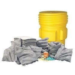 CONDOR CNDR-SKALL-95 Spill Kit, Drum, 95 gal.