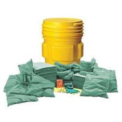 CONDOR CNDR-SKCH-65 Spill Kit, Drum, 65 gal.