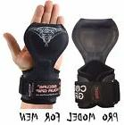 Cobra Grips PRO Weight Lifting Straps Power Lifting Grip Pad