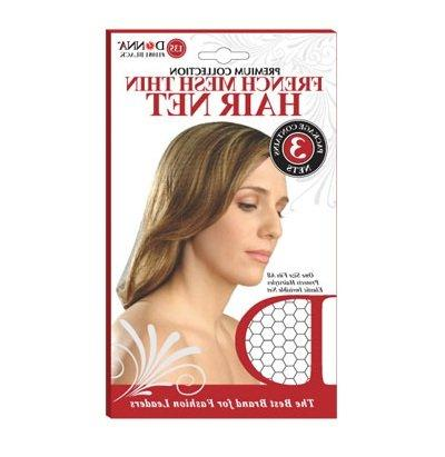 collection french mesh thin hair